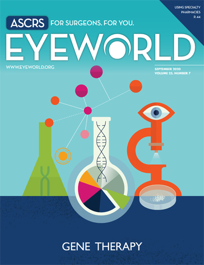 EyeWorld September cover